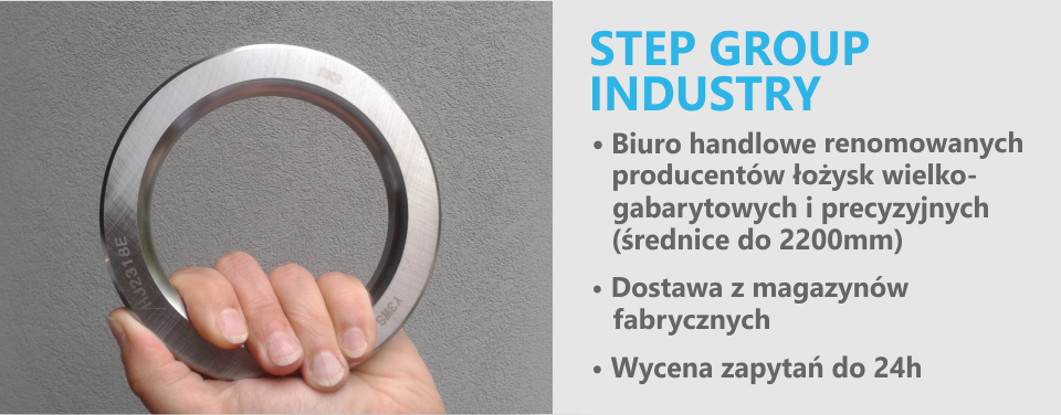 Strona startowa Step Group Industry