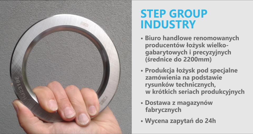 Strona startowa Step Group Industry 2