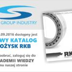 Nowy katalog łożysk RKB
