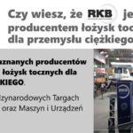 Łożyska toczne RKB dla Przemysłu Ciężkiego
