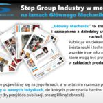 Step Group Industry w mediach