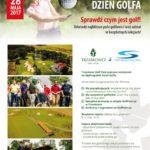 Zapraszamy na Dzień Golfa w Trzaskowie